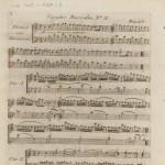 Wolfgang Amadeus Mozart, Ah! vous dirai-je, Maman, [1786-96]