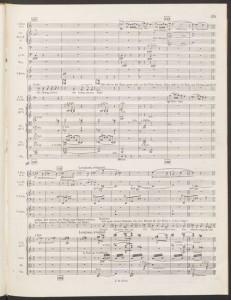 Franz Schreker. Leise's final lullaby, from Das Spielwerk. Mus 800.42.615