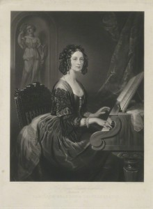 Susan Euphemia Douglas-Hamilton (née Beckford), Duchess of Hamilton by Henry Cousins, after Willis (Willes) Maddox. NPG D35287