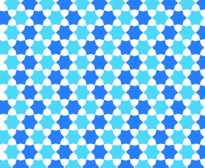 arabic geometric pattern