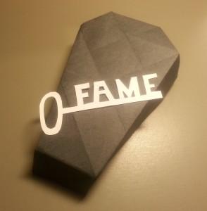 key to fame