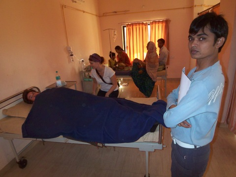 Bhuj emergency ward