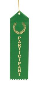 participant ribbon