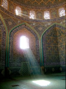 iranbeamoflight