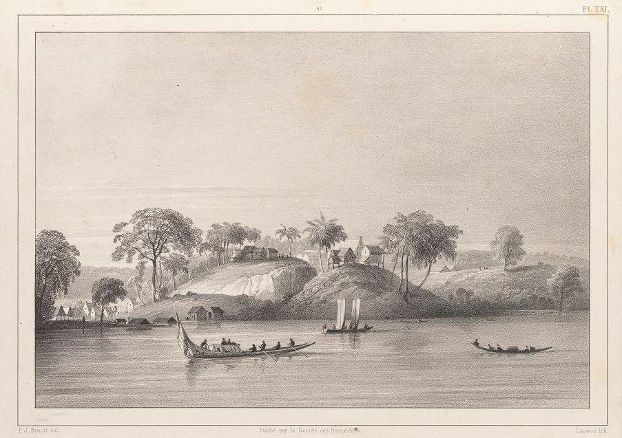 Jewish Savanna along the river