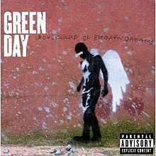 Green Day Single Cover (Wiki)