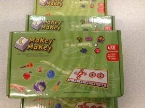 A Makey Makey Circuit Kit