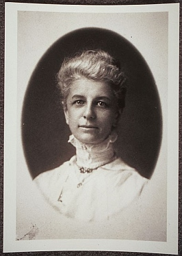 Jane Campbell, circa 1916