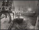Exporting harbor, Riga seaport. Fung Library SLPE_16