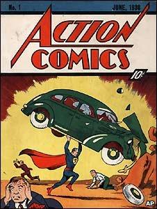 Action Comics No.1