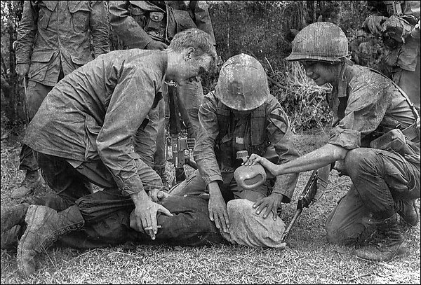 Waterboarding in Vietnam