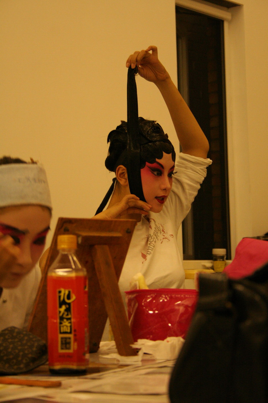 Our last event, a Mid-Autumn Festival kunqu opera night