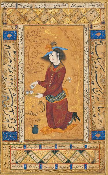 Saki_-_Reza_Abbasi_-_Moraqqa'-e_Golshan_1609_Golestan_Palace (1)