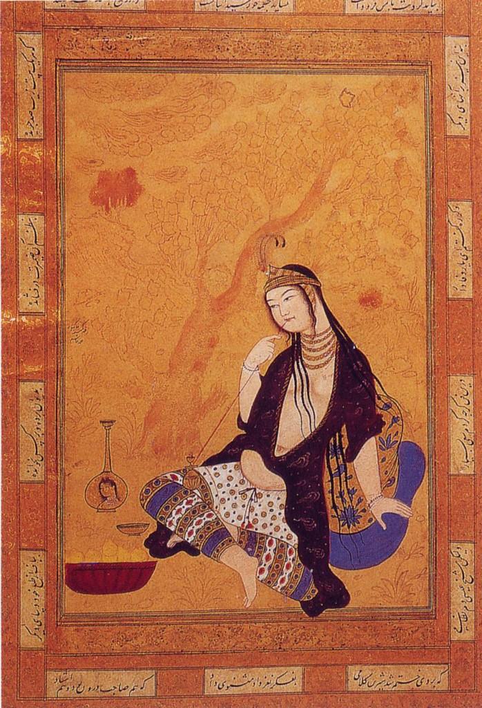 persianminwomansmoking