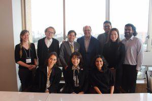 """Berkman family for """"AI for Social Good"""" Tokyo event @waseda university"""