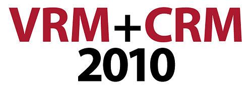VRM + CRM 2010