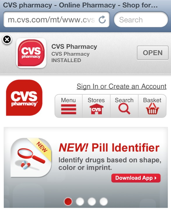 cvs pitch