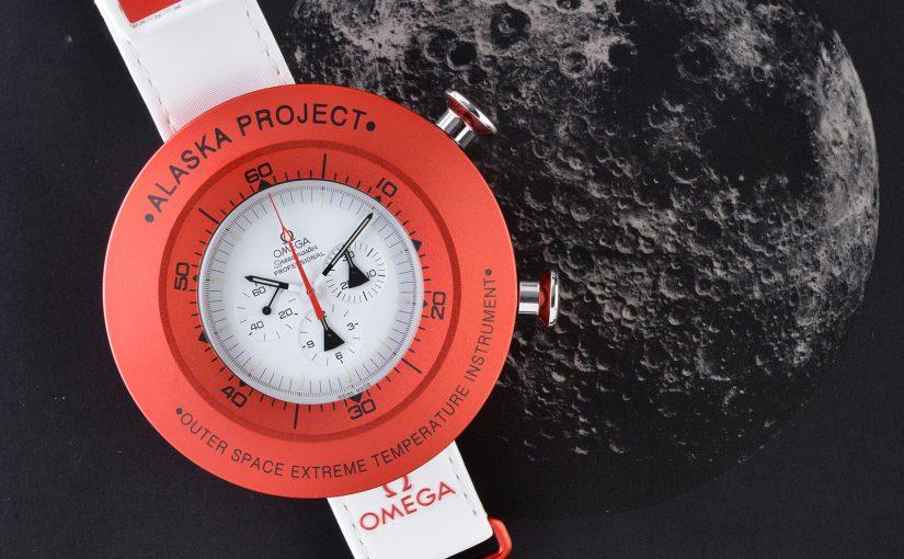 My Dream Watch: The Omega Speedmaster Alaska Project