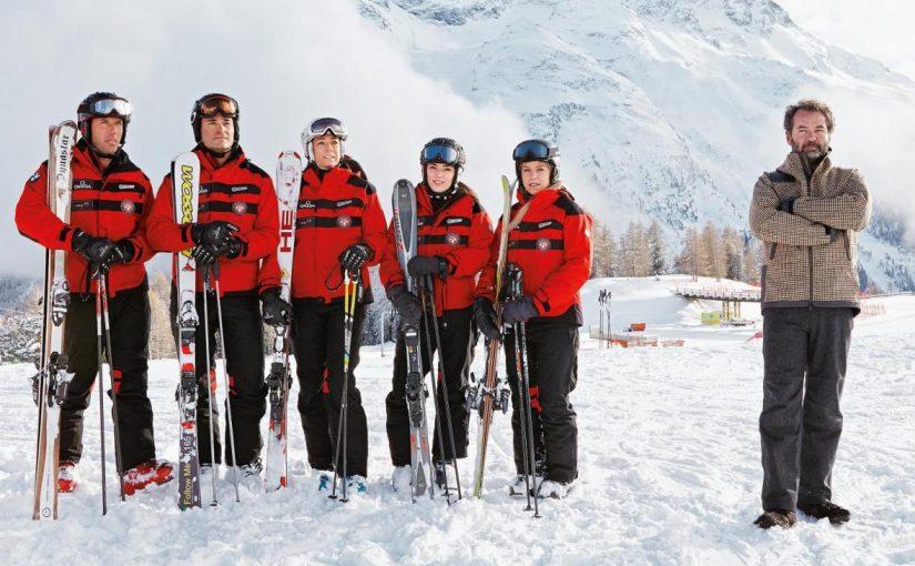 Moncler Swiss Ski School Jacket