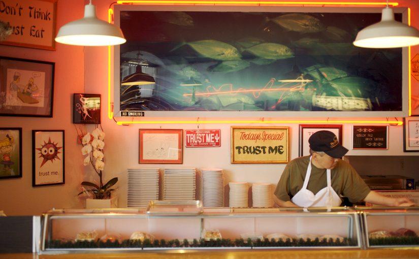 My Favorite LA Restaurants