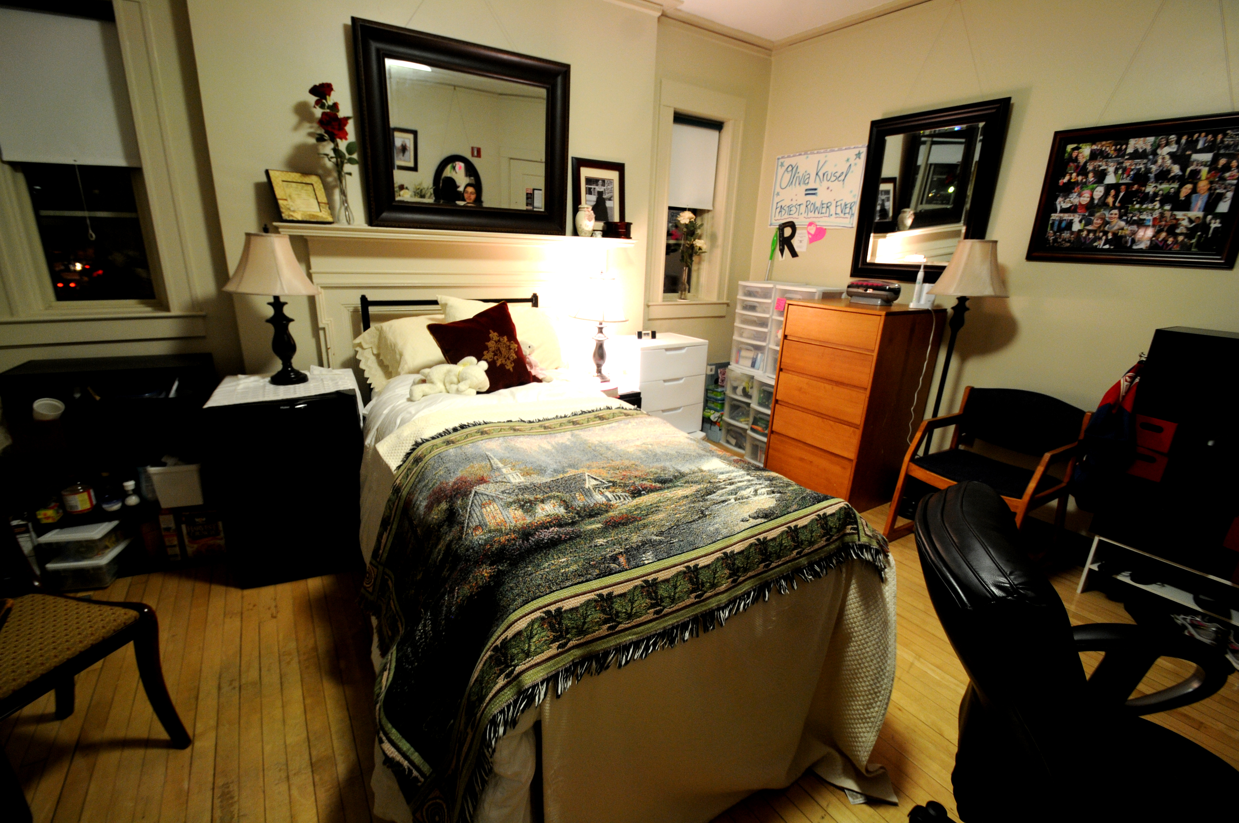 Dorm Room: Harvard College Student Blog · Harvard Freshman Housing