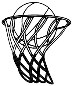 a Brooklyn Nets net