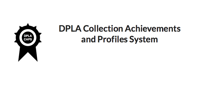 Interview with Tito Sierra and Jason Ronallo of the DPLA Collection Achievements and Profiles System