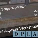 Martin Kalfatovic: DPLA Tech Workstream Update
