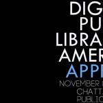 [November 8-9, 2012] DPLA Appfest