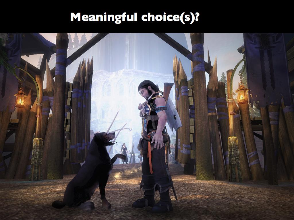 """Morality and """"Gamer Guilt"""" in Fable 2   Good Games Group"""