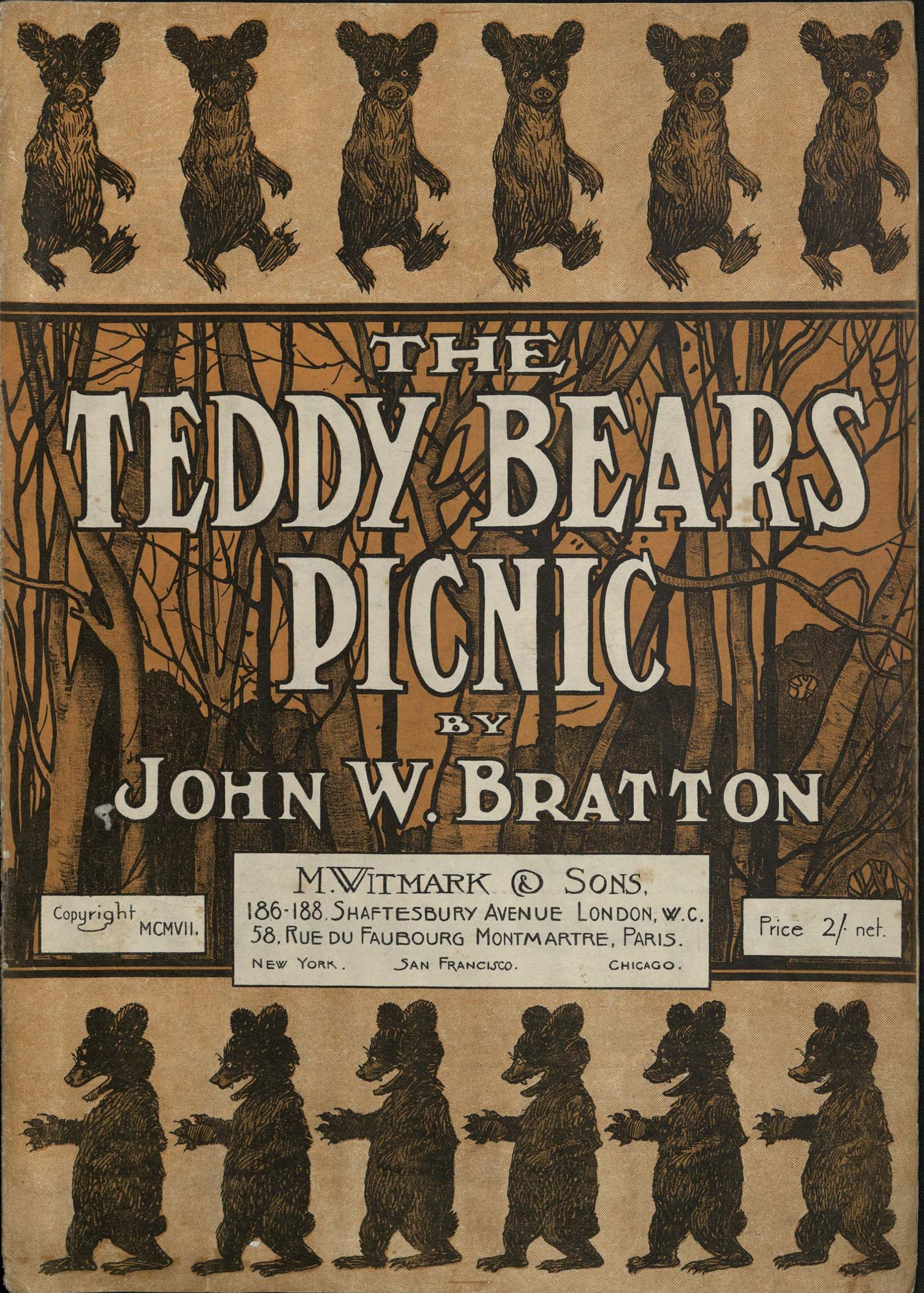 » Lions, and Tigers, and Bears? Oh my! Houghton Library Blog