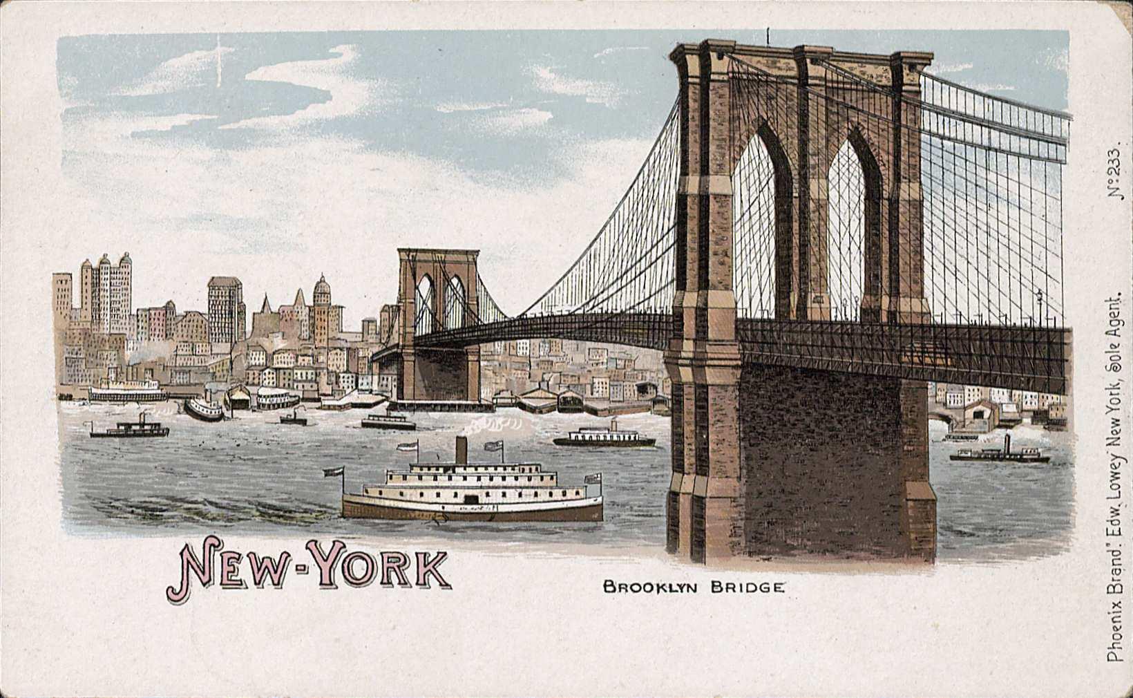 » You've Got Mail: Gruss Aus Gross-New-York! Houghton