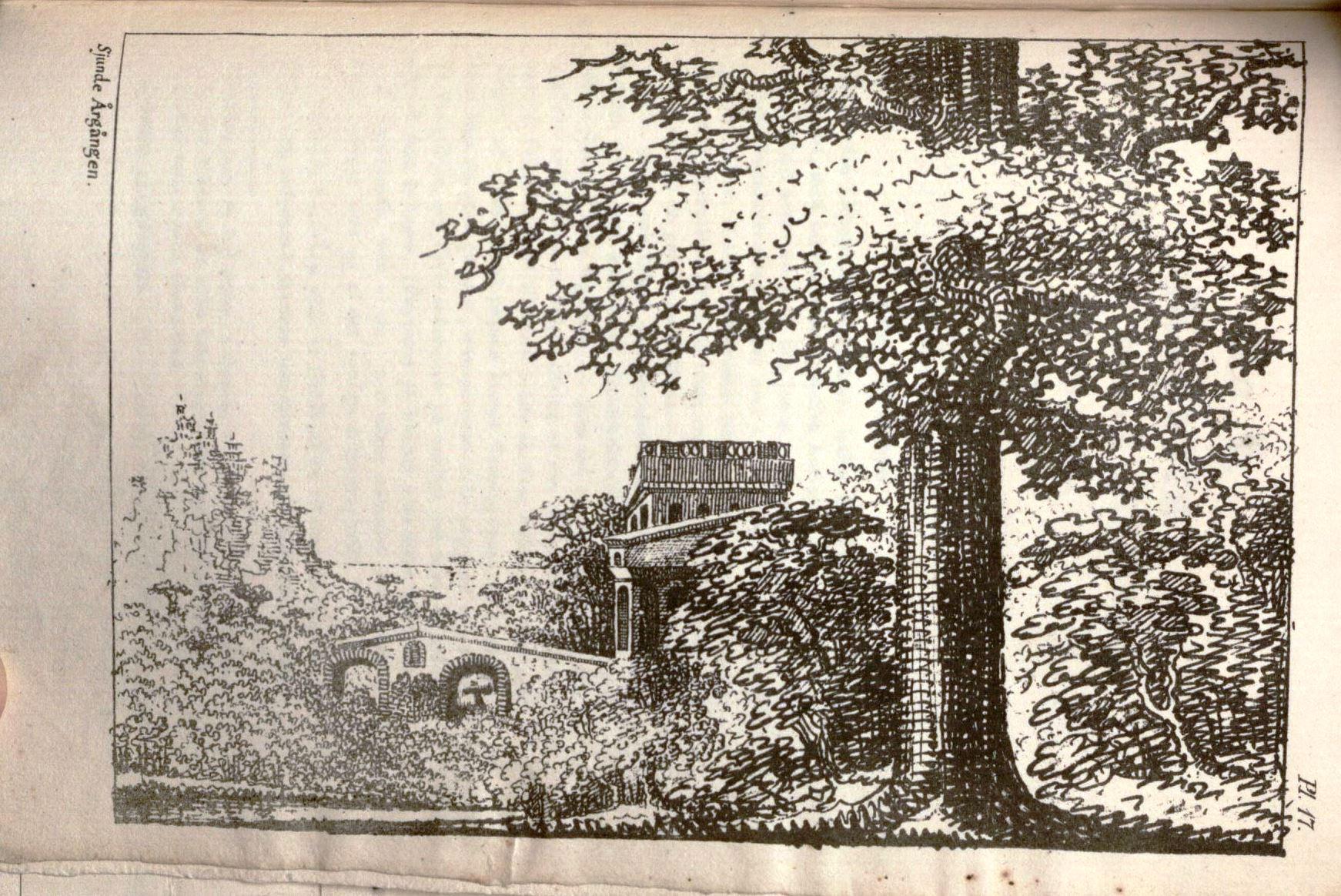 Magasin för konst. Stockholm, May 1830.