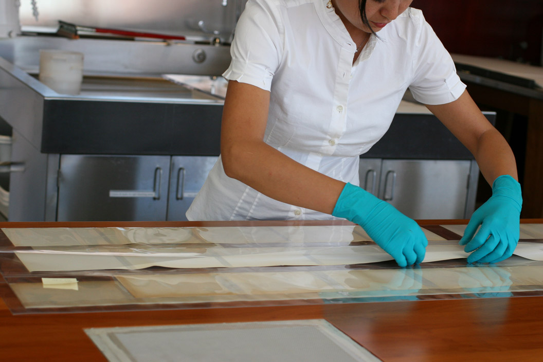 Havana panoramas receive conservation treatment Modern Books and